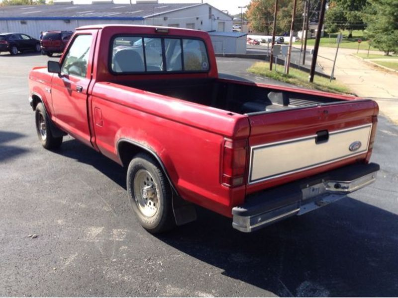 1991 ford ranger photos informations articles. Black Bedroom Furniture Sets. Home Design Ideas