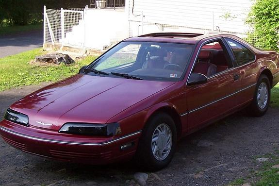 1991 Ford Thunderbird #16