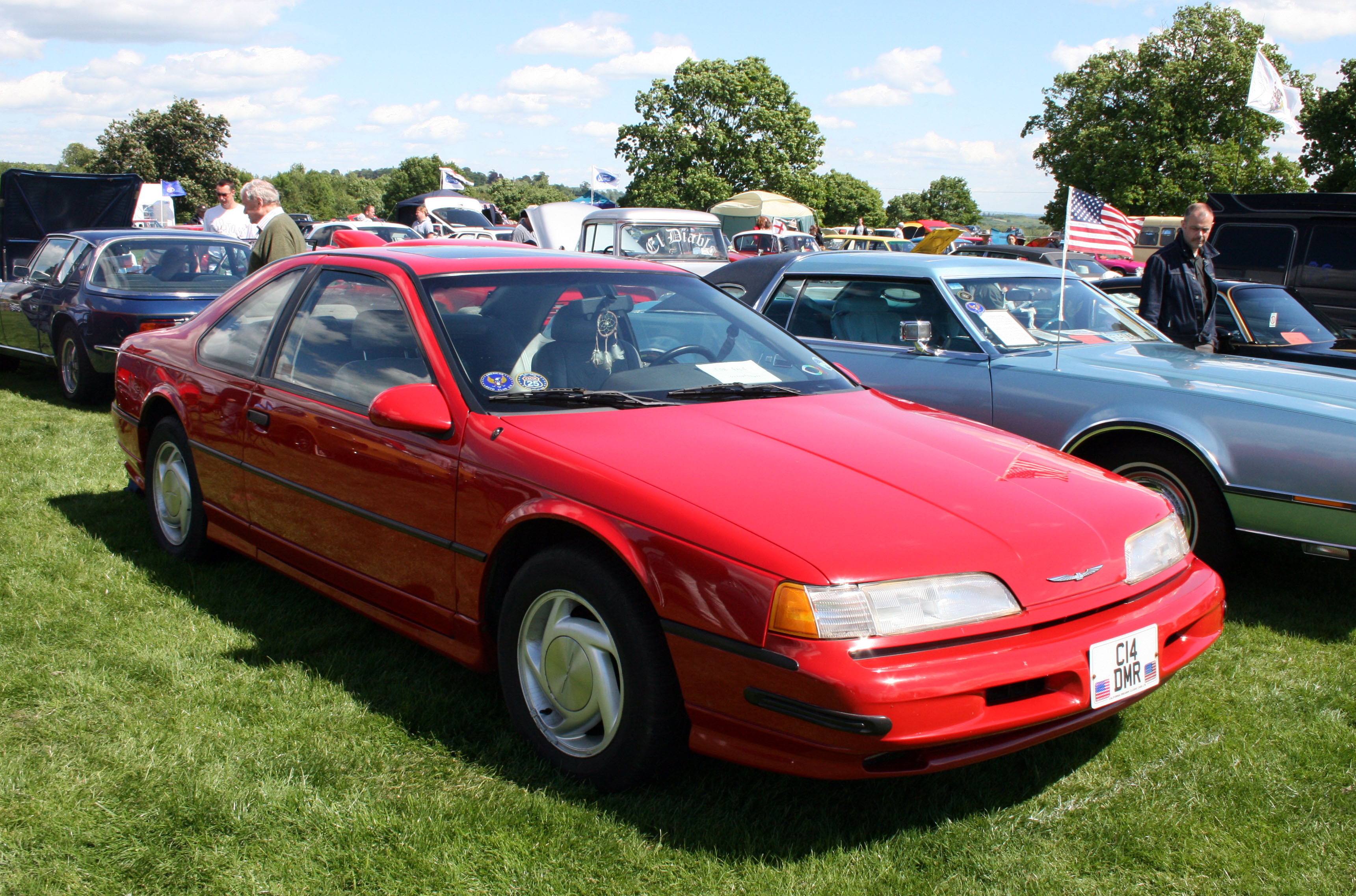 1991 Ford Thunderbird #15