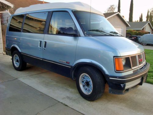 1991 Gmc Safari #25