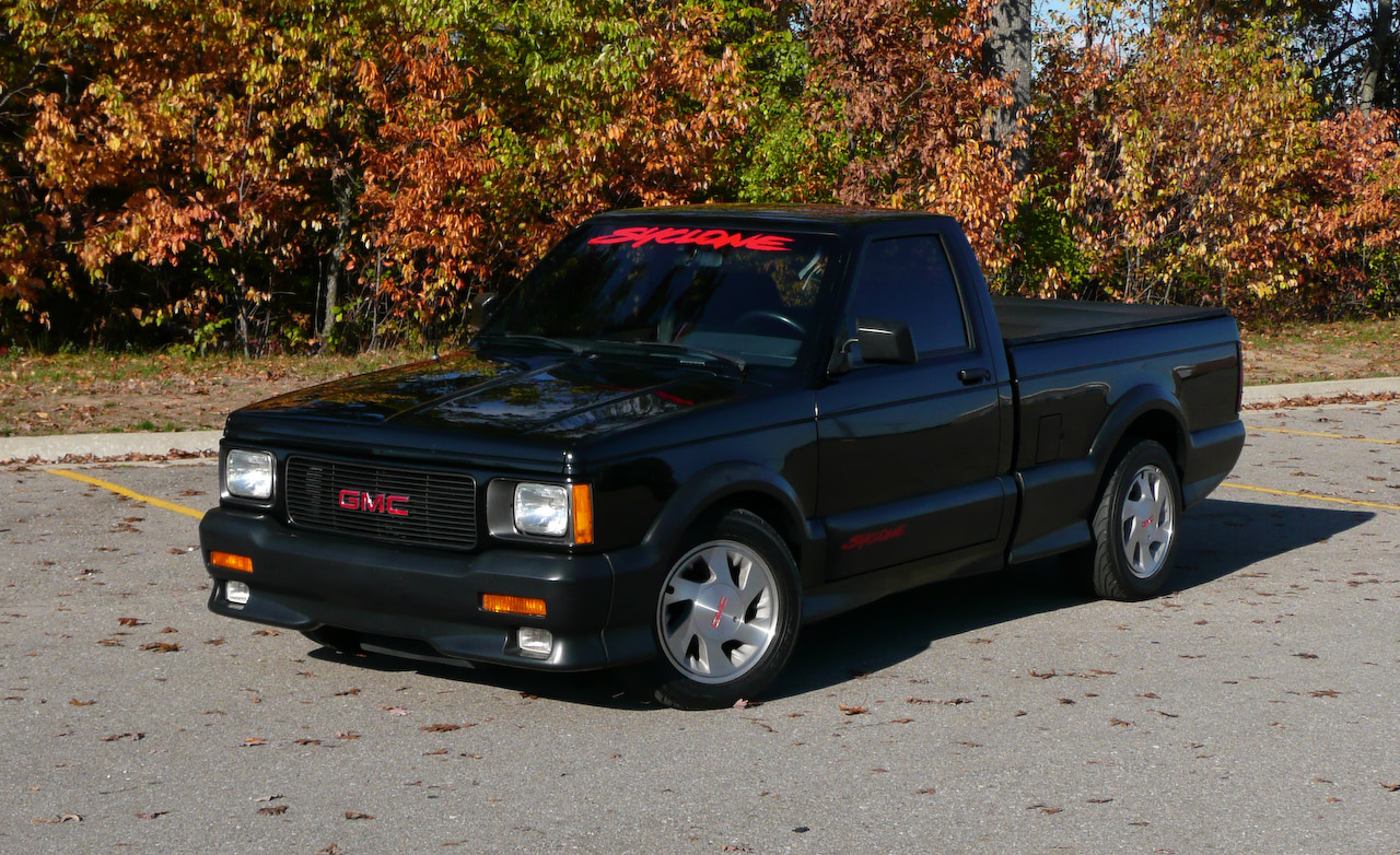 1991 Gmc Syclone Photos Informations Articles Diagram Also Chevy Headlight Switch Wiring Furthermore Dodge 16