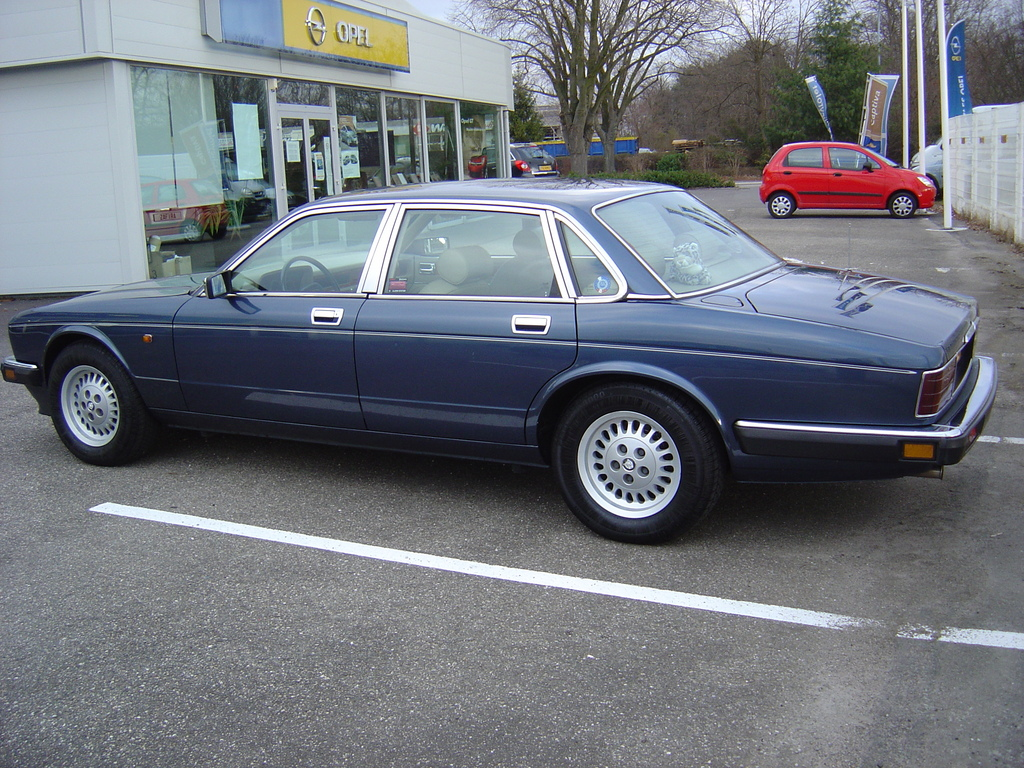 1991 Jaguar Xj-series #21