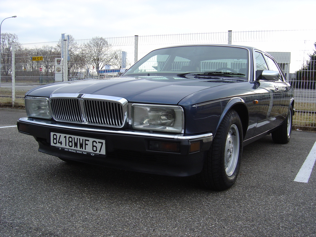 1991 Jaguar Xj-series #22