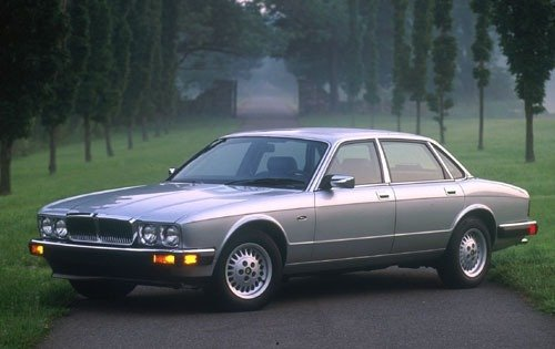 1991 Jaguar Xj-series #18