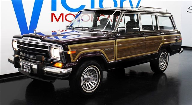 Jeep Grand Wagoneers Full Professional Ground Up >> 1991 Grand Wagoneer For Sale | The Wagon
