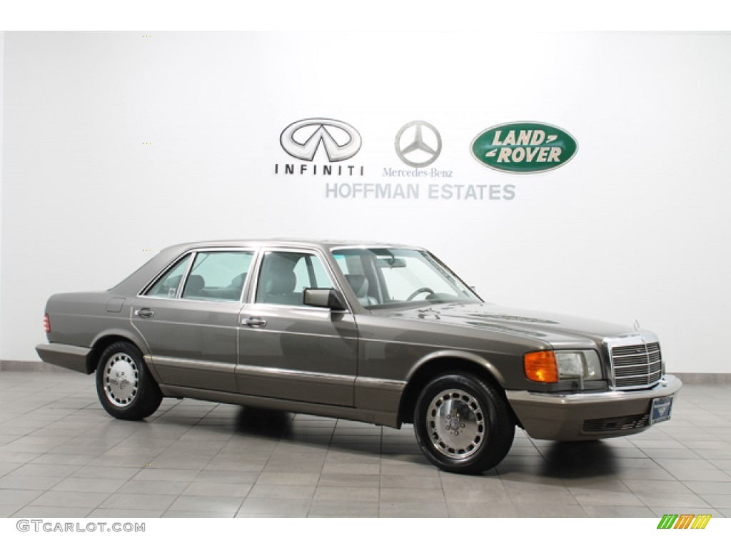 1991 mercedes benz s photos informations articles for 1991 mercedes benz