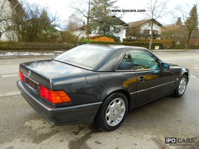 1991 Mercedes-Benz SL #20
