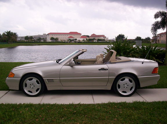 1991 Mercedes-Benz SL #19