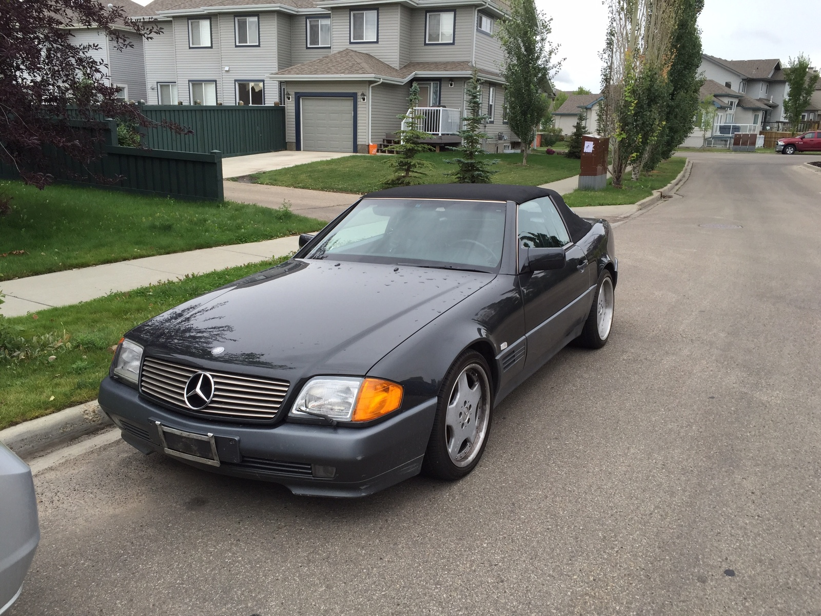 1991 Mercedes-Benz SL #18