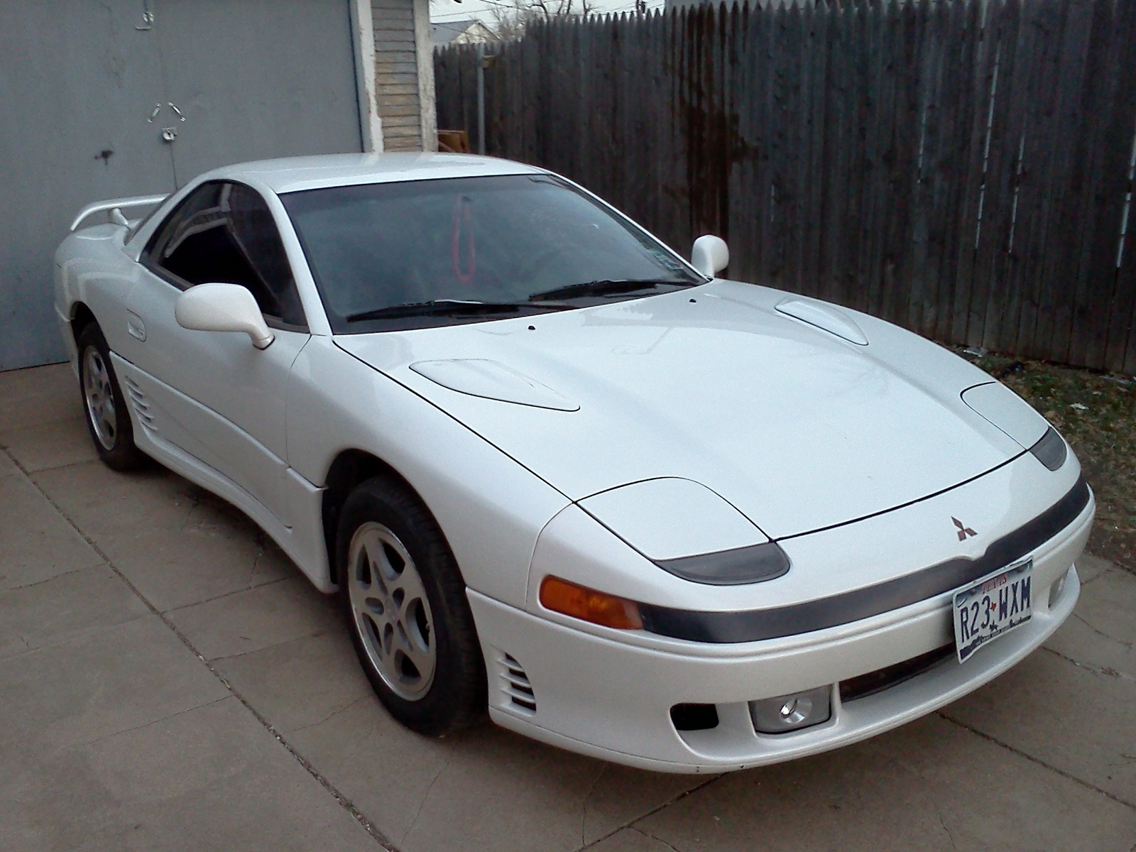 New Mitsubishi 3000gt >> 1991 Mitsubishi 3000gt Photos, Informations, Articles - BestCarMag.com