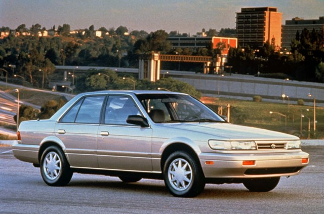 1991 Nissan Stanza Photos, Informations, Articles - BestCarMag.com