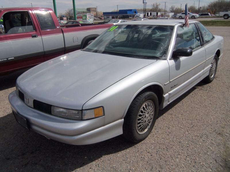 1991 Oldsmobile Cutlass Supreme #18