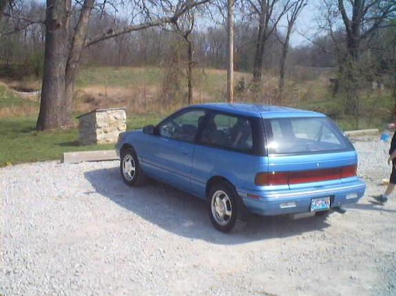 1991 Plymouth Colt #13