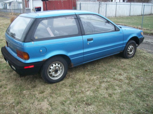 1991 Plymouth Colt #10