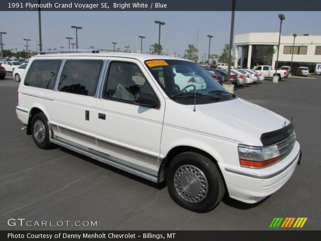 1991 Plymouth Grand Voyager #20