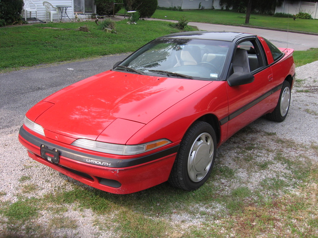 1991 Plymouth Laser #16