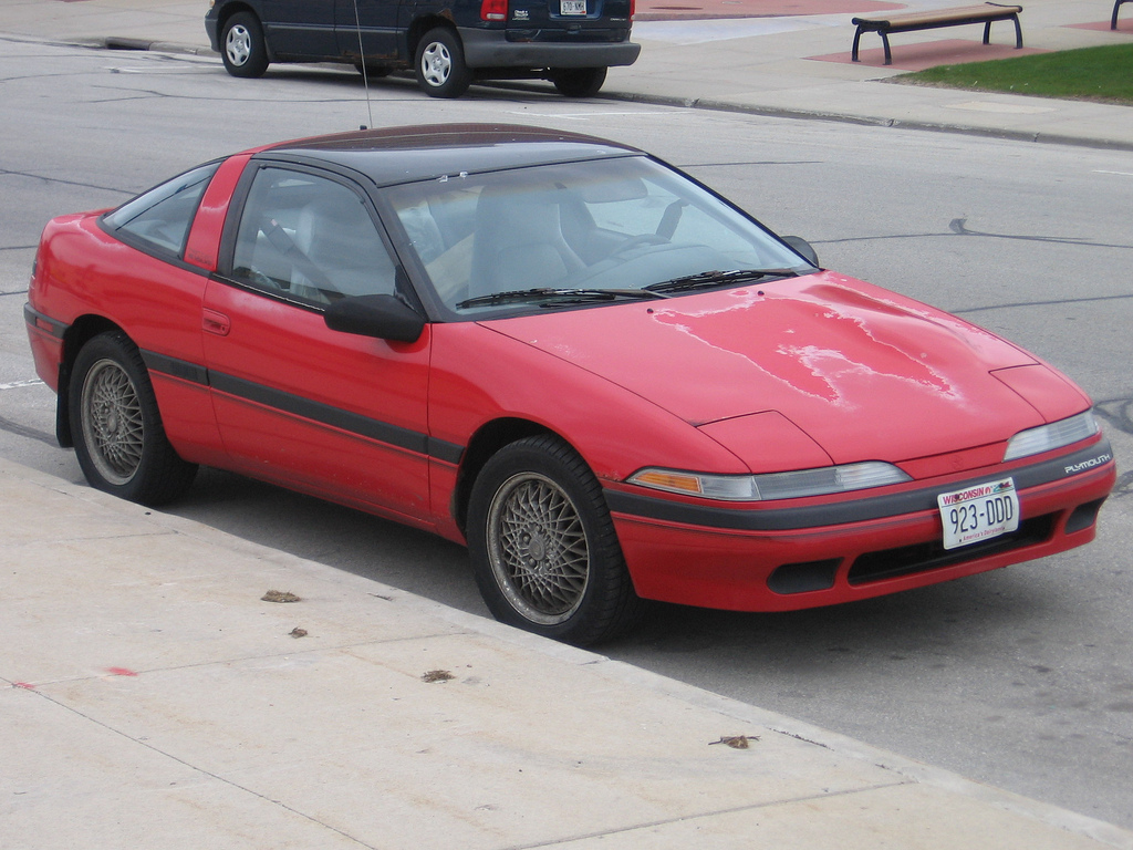 1991 Plymouth Laser #15