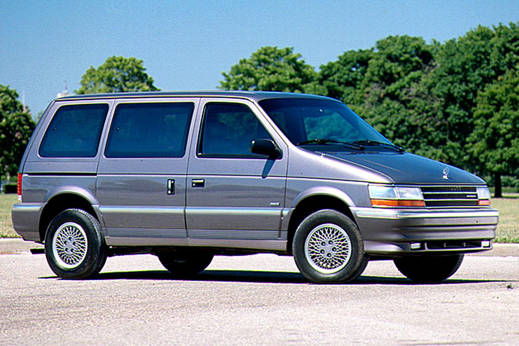 1991 Plymouth Voyager #17