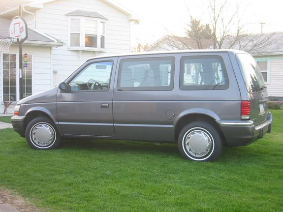 1991 Plymouth Voyager #20
