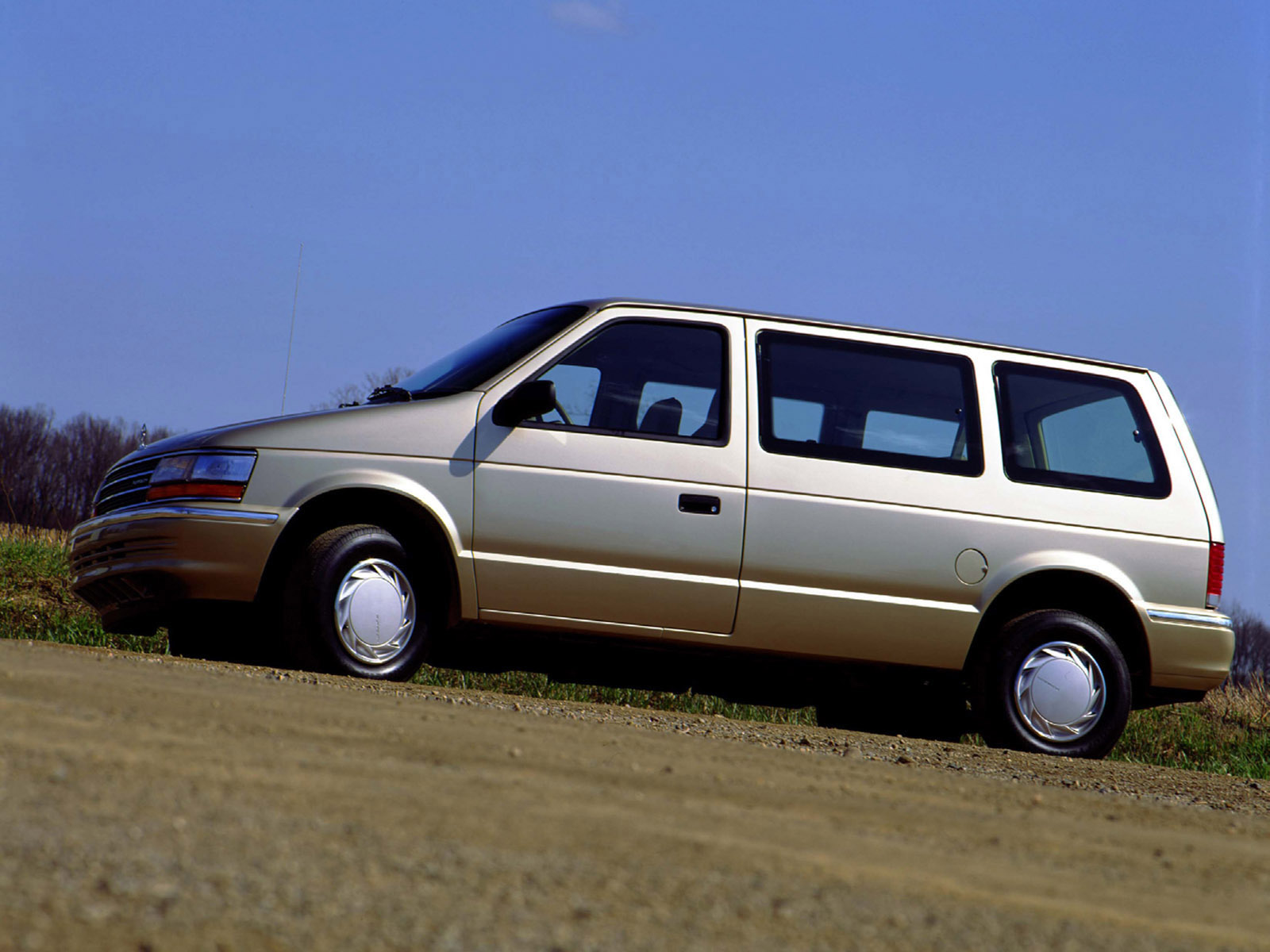 1991 Plymouth Voyager #19