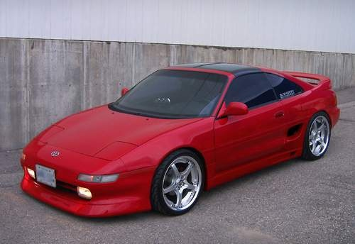 1991 Toyota Mr2 #20