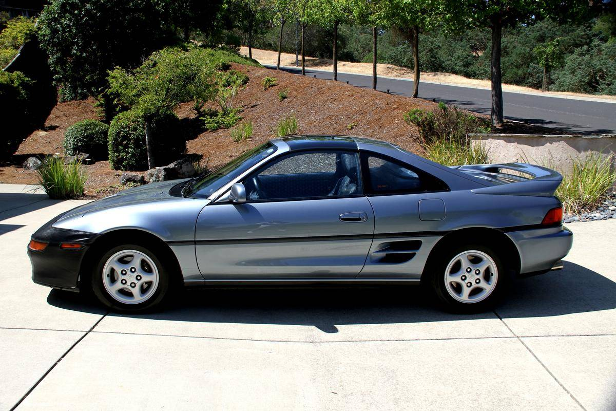 1991 Toyota Mr2 #22