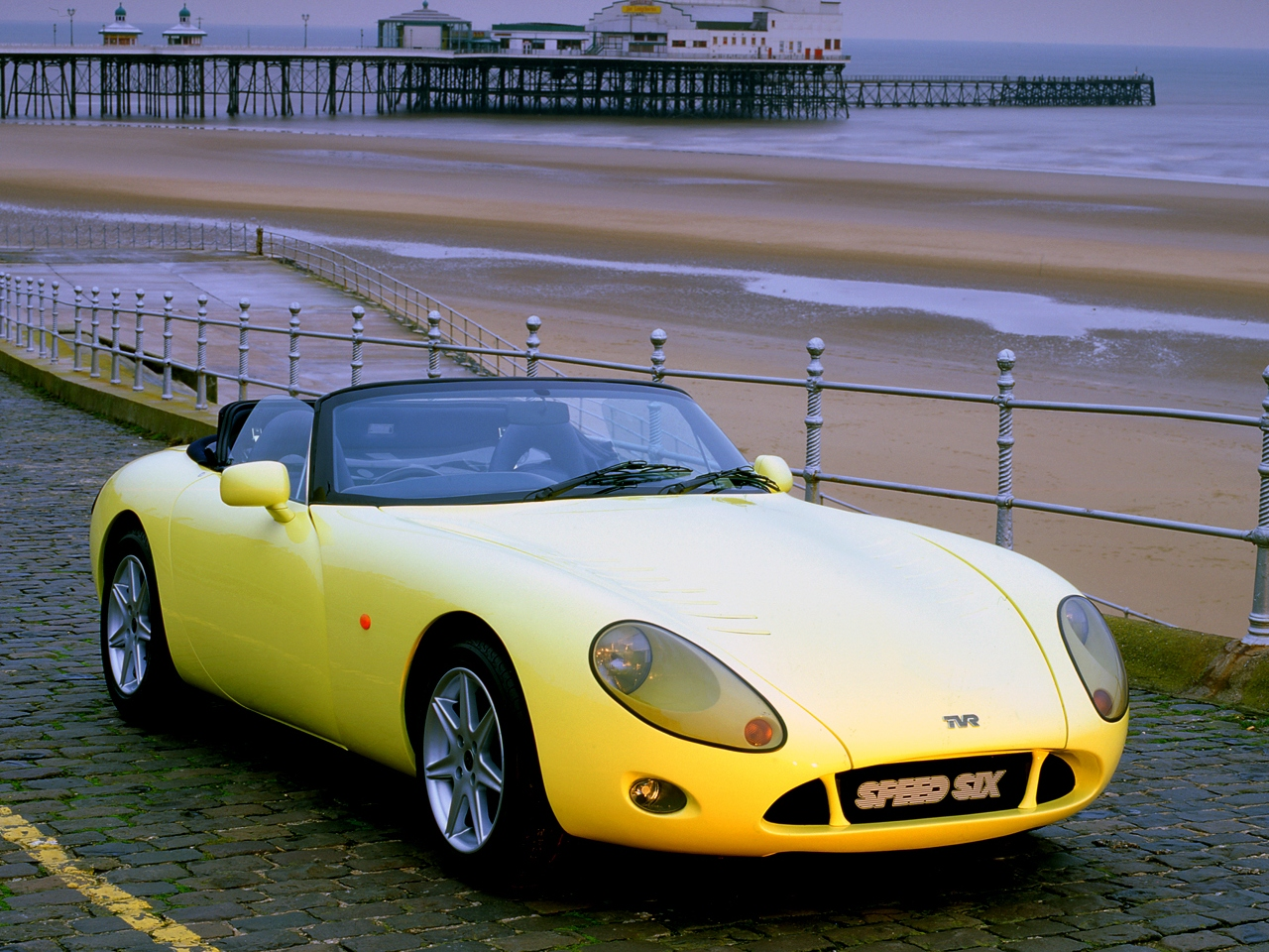 1991 TVR Griffith #18