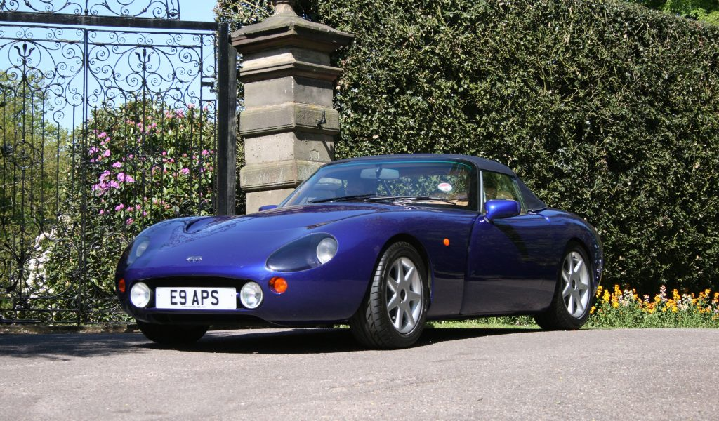 1991 TVR Griffith #15