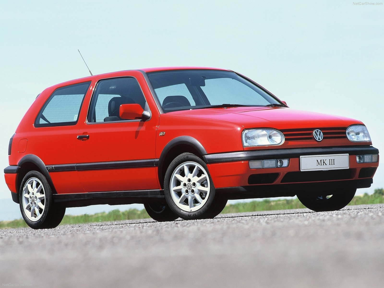 1991 Volkswagen Golf #20