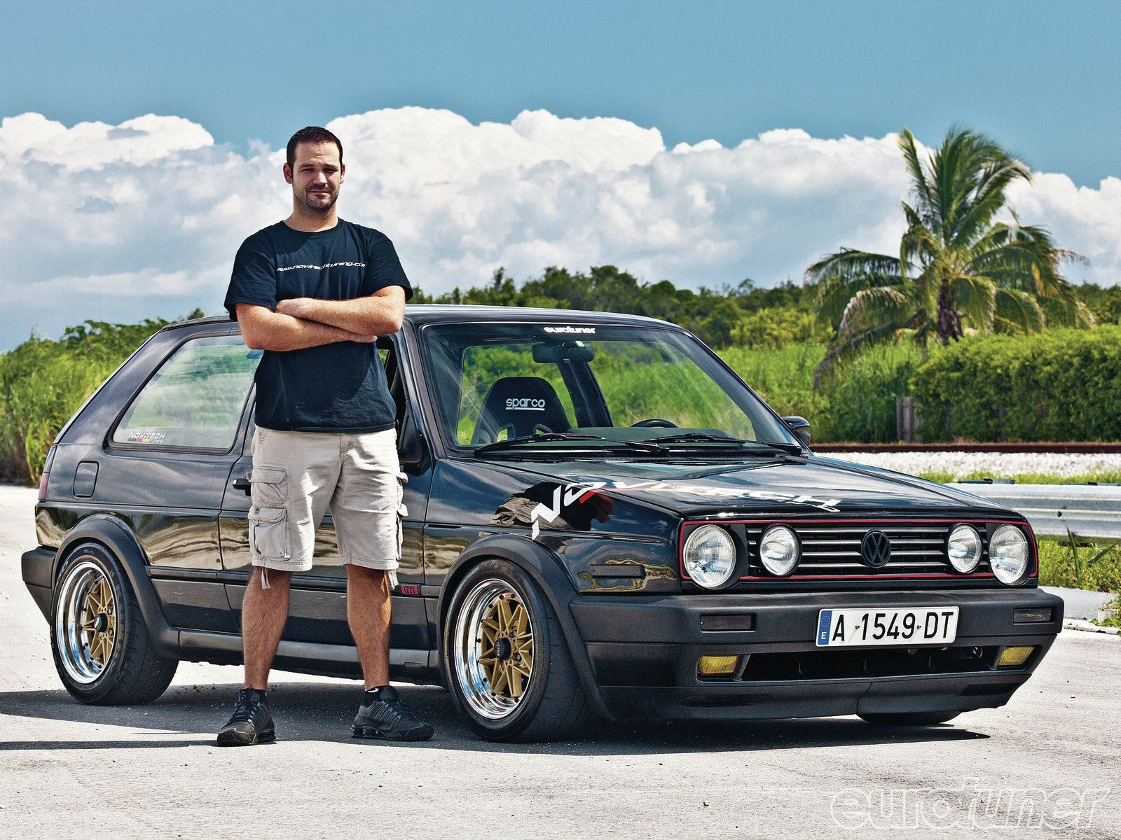 1991 Volkswagen Golf #14