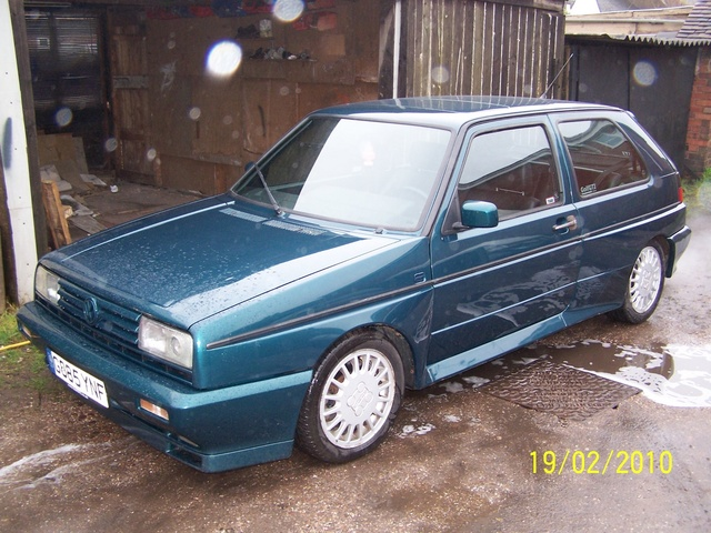 1991 Volkswagen Golf #25