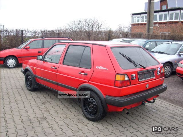 1991 Volkswagen Golf #19