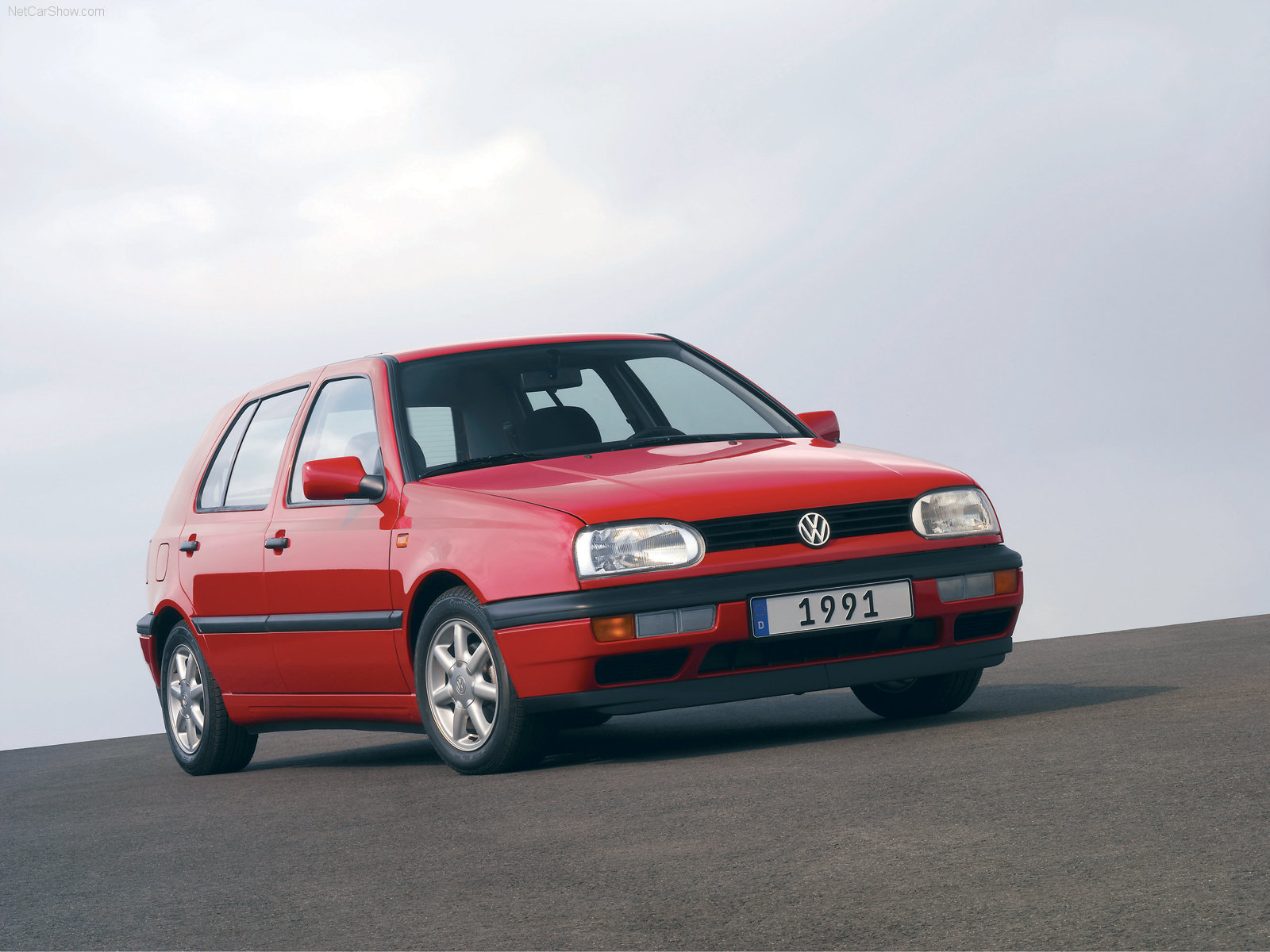 1991 Volkswagen Golf #21