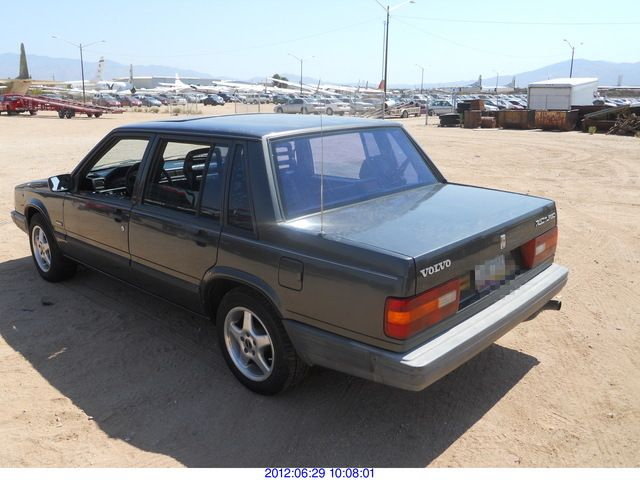 1991 volvo 740 photos informations articles bestcarmag com rh bestcarmag com 1991 Volvo 760 1991 Volvo 740 Stock-Photo