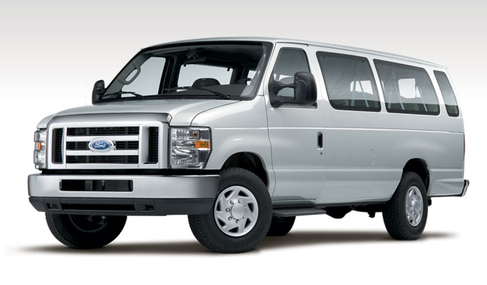 2010 Ford E-series Van #5
