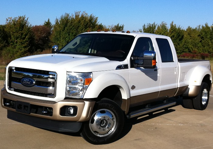 2011 Ford F-450 Super Duty #2