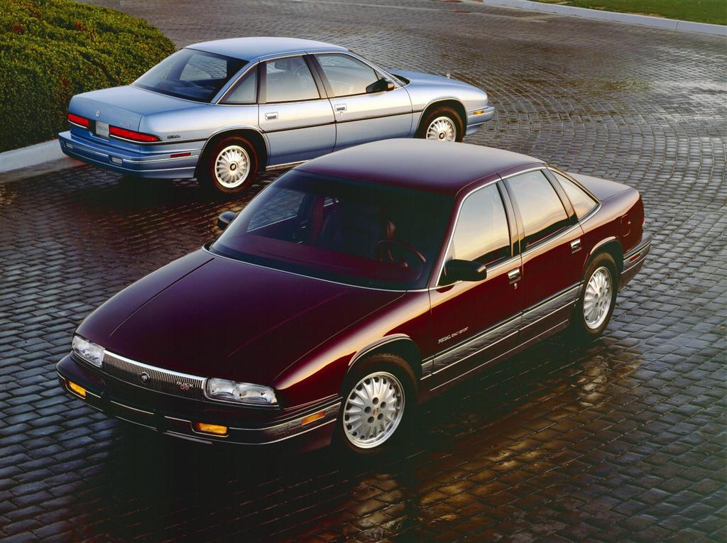1992 Buick Regal #19
