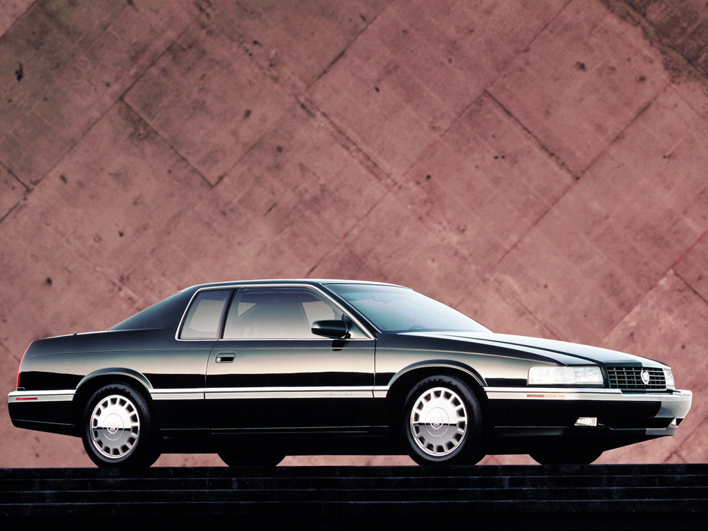 1992 Cadillac Eldorado Photos Informations Articles