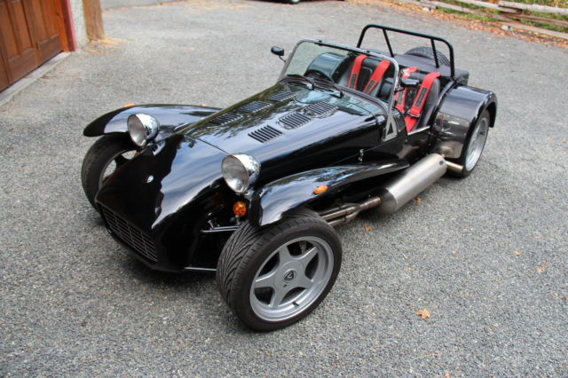 1992 Caterham Super 7 #17