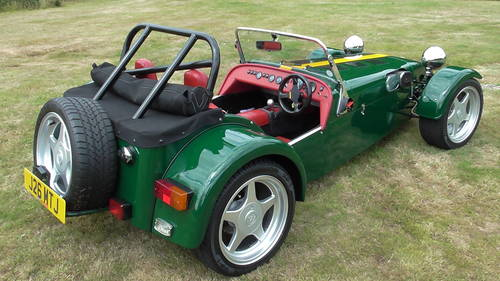 1992 Caterham Super 7 #23