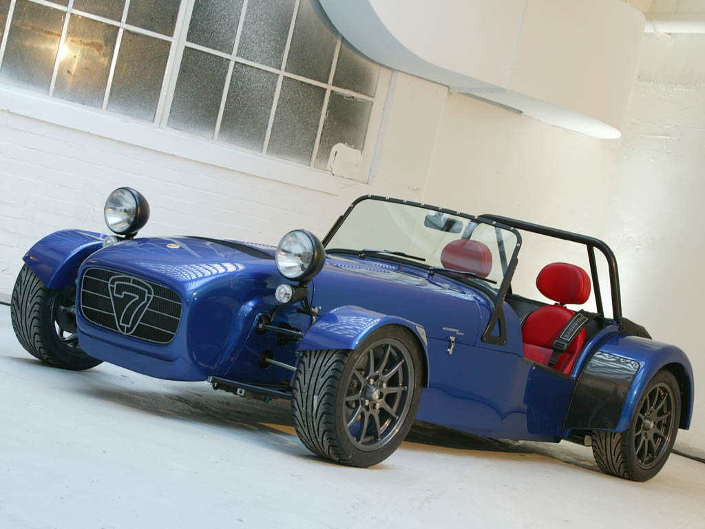 1992 Caterham Super 7 #13