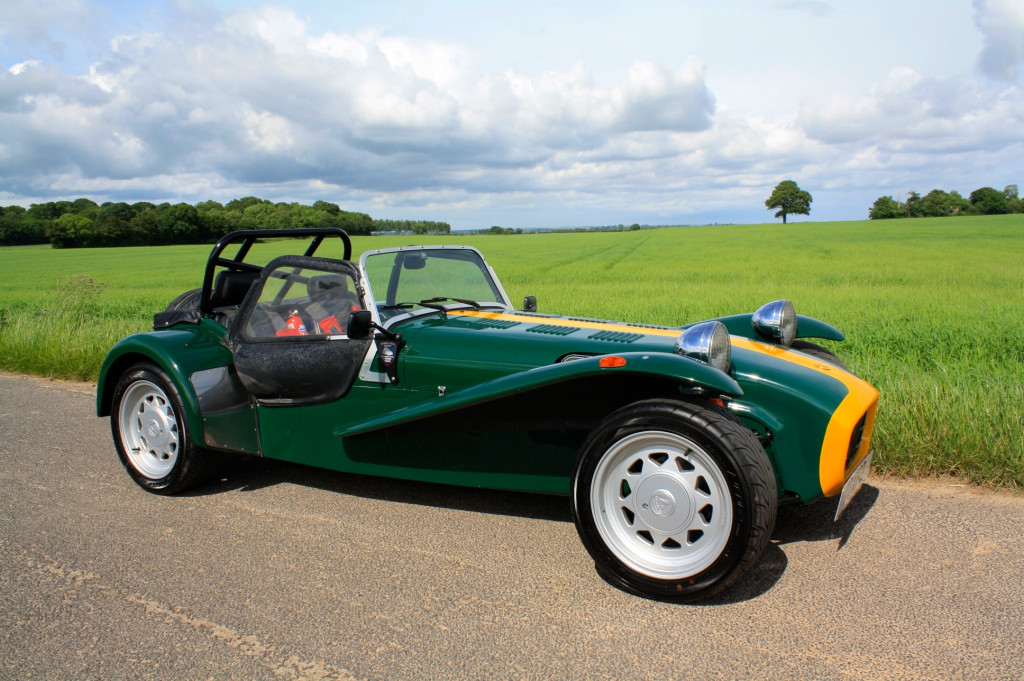 1992 Caterham Super 7 #21