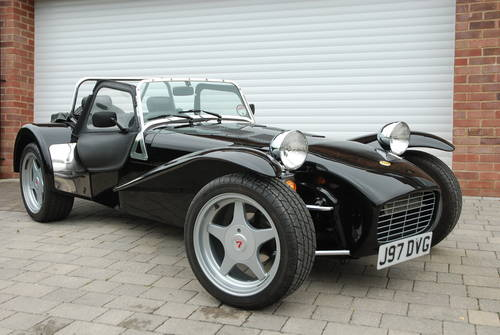 1992 Caterham Super 7 #19