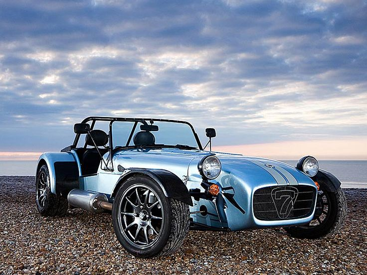 1992 Caterham Super 7 #15