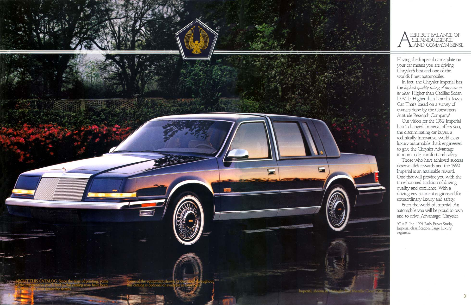 1992 Chrysler Imperial #18