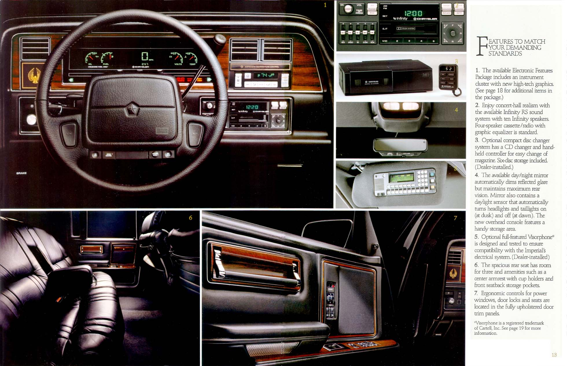 1992 Chrysler Imperial #19
