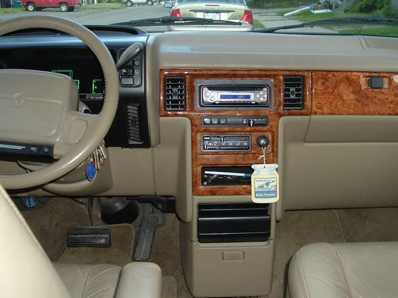 1992 Chrysler Town And Country #14