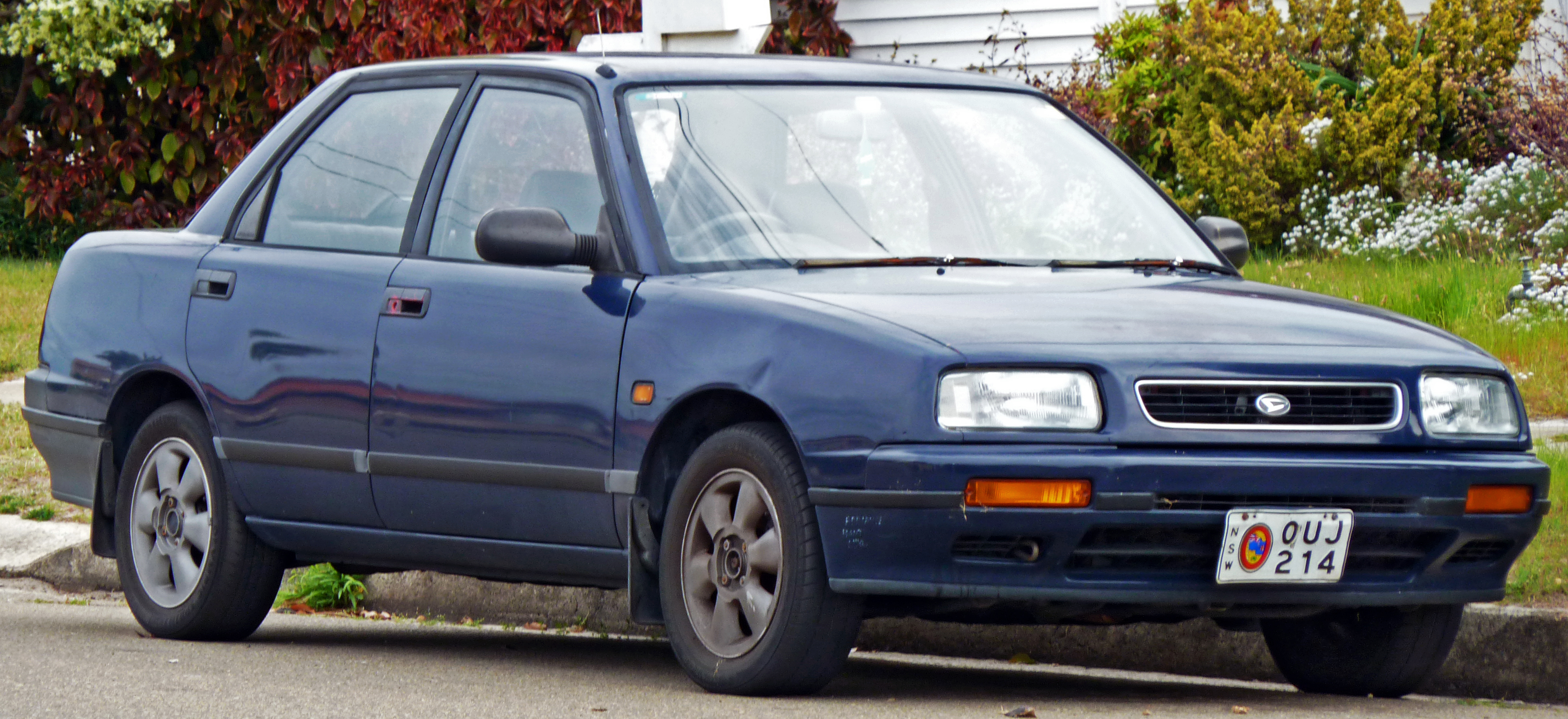 1992 Daihatsu Applause #16