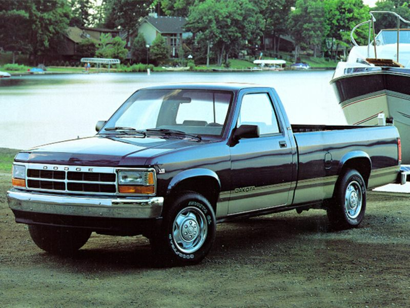 1992 Dodge Dakota #21