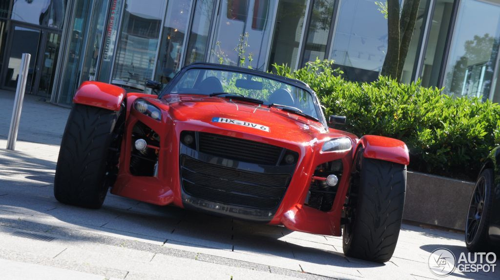1992 Donkervoort D8 Photos Informations Articles Bestcarmag